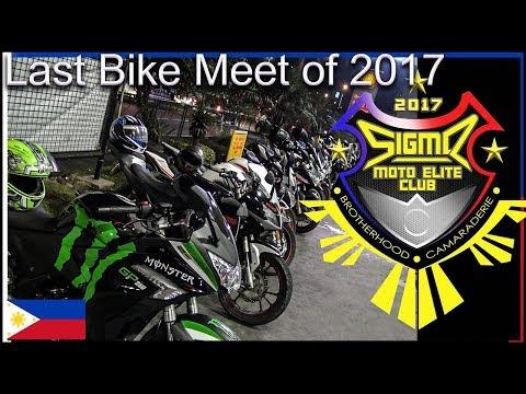 Sigma Elite Last Bike Meet Of 2017