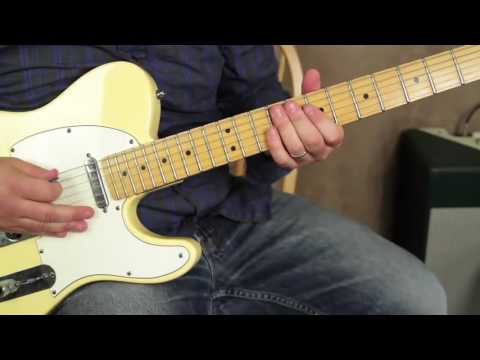 Eric Clapton Style Guitar Lesson - Advanced Blues Improvisation Concept by Marty Schwartz