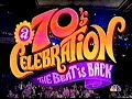 Download NBC SPECIAL - A 70'S CELEBRATION - THE BEAT IS BACK MP3 song and Music Video