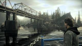Alan Wake PC Gameplay HD