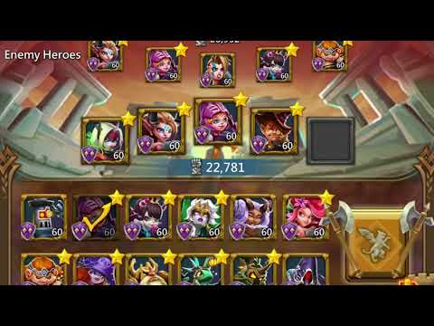 Lords Mobile Colosseum Battle Tips