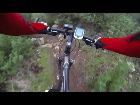 Sortie VTT Chemin Serra di Ferro / Cupabia GoPro Hero3
