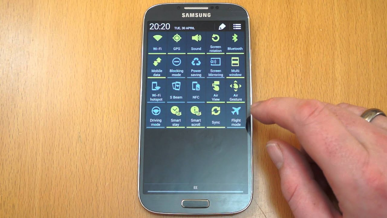 Samsung Galaxy S4 Battery Saving Tips - Increase Battery Life