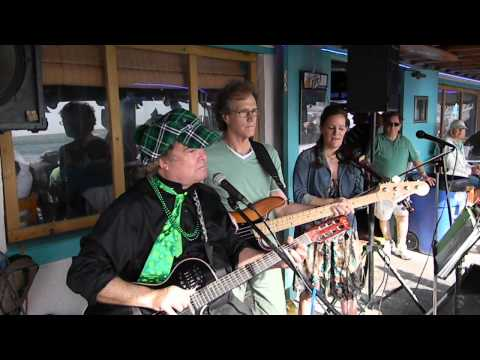 St Patricks Day Celebration at Woody's Waterside in St Pete Beach