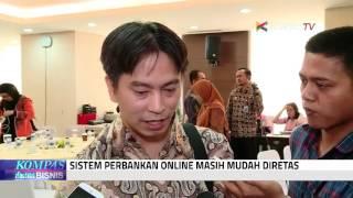 Sistem Perbankan Online Rawan Diretas