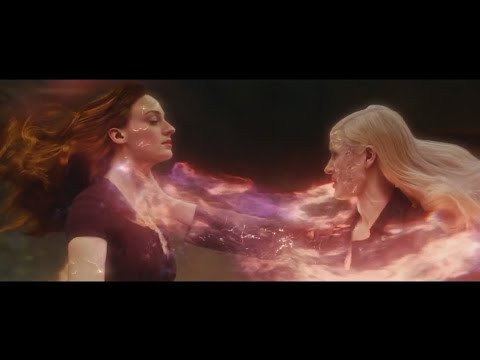 X战警如果有黑凤凰的存在在地球就是最强无敌了