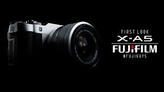 Fuji Guys - FUJIFILM X-A5 Camera - First Look