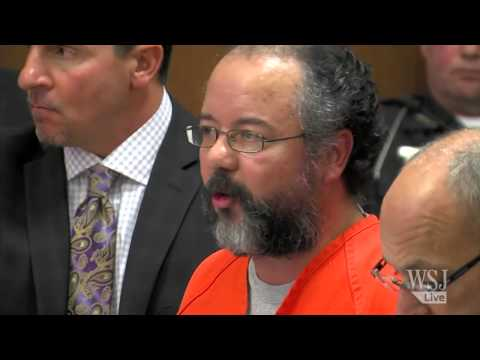 Ariel Castro's Full Courtroom Statement