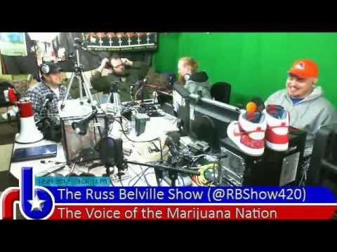 The Russ Belville Show #114 - The Top Five Marijuana Stories of 2012