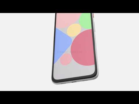 Complete look of cancelled Google Pixel 4a XL (based on leaked prototype)