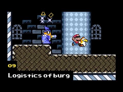 VLDC9 #9 - Logistics of burg
