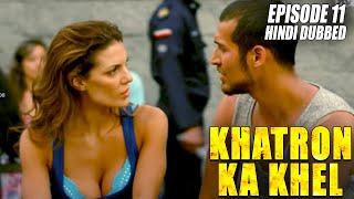 Khatron Ka Khel (2021) | Episodio 11 | Nuova serie web soprannominata in hindi