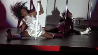 POLE DANCE ATLANTA- Advanced routine