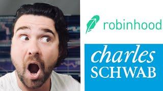 CHARLES SCHWAB is the new ROBINHOOD KILLER!