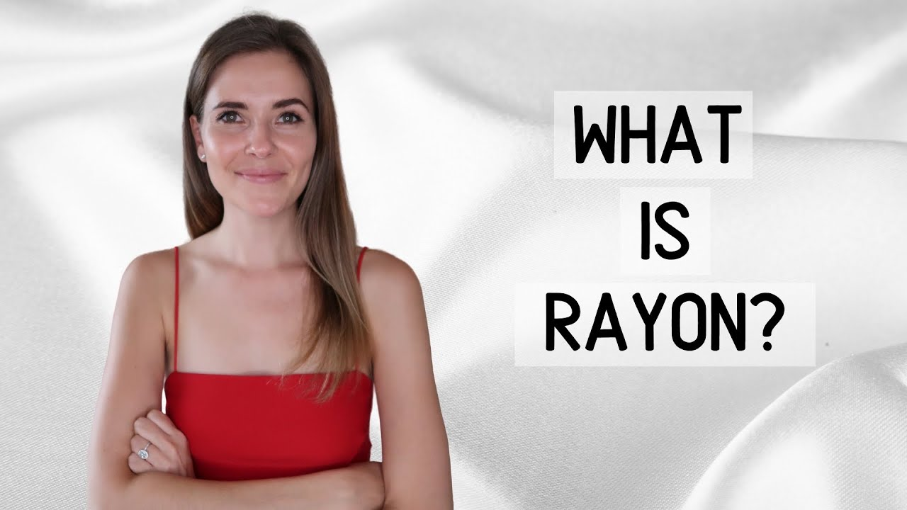 WHAT IS RAYON? | S1:E13 | Fibers and Fabrics | Beate Myburgh