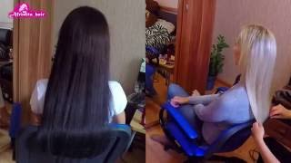 Наращивание волос Москва(Частный мастер по наращиванию волос, предлагаю два вида наращивания: 1. Итальянское капсульное; 2. Голливудс..., 2016-09-23T13:24:16.000Z)