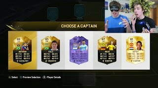 WHAT A GOAL!! - FIFA 16 FUT DRAFT