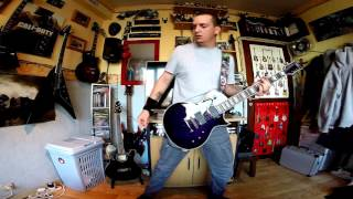 Download Eisbrecher-1000 Narben (Guitar Cover) MP3 song and Music Video