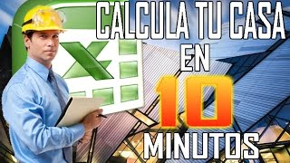 CALCULO DE MATERIALES  | CONSTRUCCION | CALCUHOME