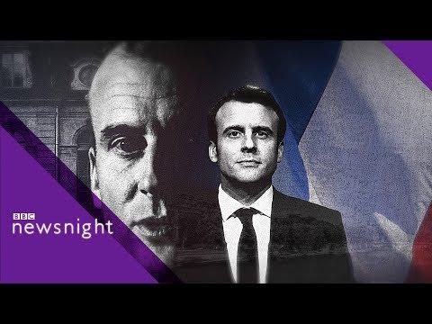 President Macron: Populism's nemesis or catalyst? - BBC Newsnight
