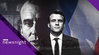 President Macron: Populism's nemesis or catalyst? - BBC Newsnight