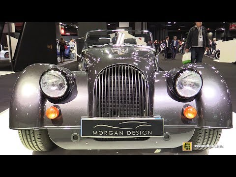 2019 Morgan Plus 4 - Exterior And Interior Walkaround - 2018 Paris Motor Show