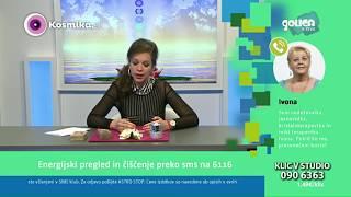 KosmikaTV: Vedeževalka Špela - Življenska pot (7.6.2017)