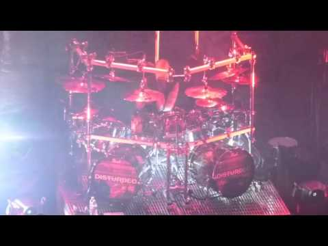 Disturbed - Full Show, Live at The National in Richmond Va. on 3/30/16
