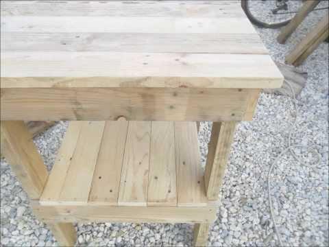 Full download como hacer un banco para pecho con madera - Como hacer sillon de palets ...