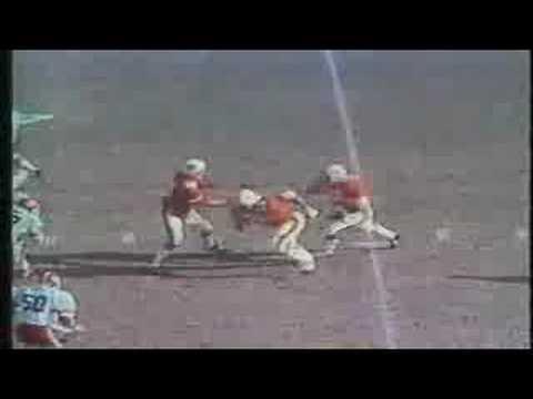 Auburn RB Joe Cribbs
