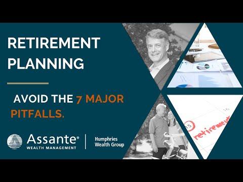 Planning For Retirement - Avoid The 7 Major Pitfalls