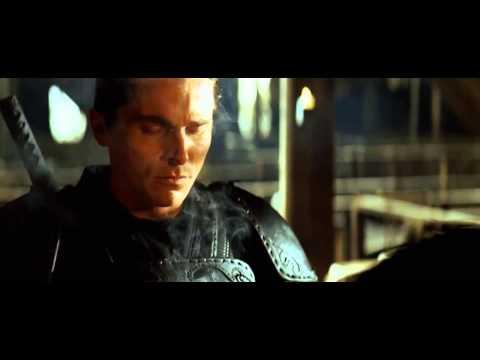 Trailer do filme Batman Begins