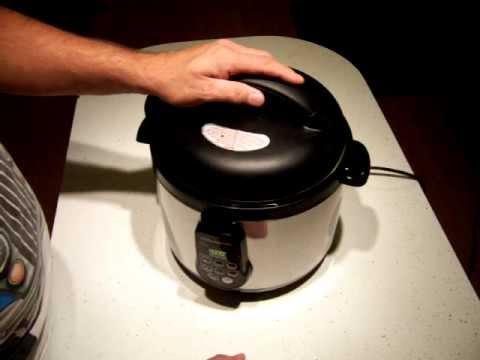 4 Quart Cooks Essentials Pressure Cooker Youtube