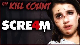 Scream 4 (2011) KILL COUNT