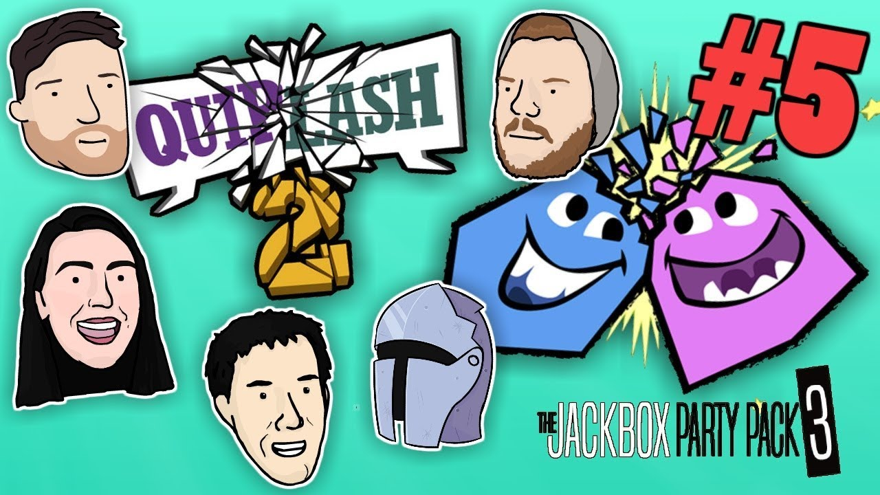 Need a Party Game? Check Out Quiplash!