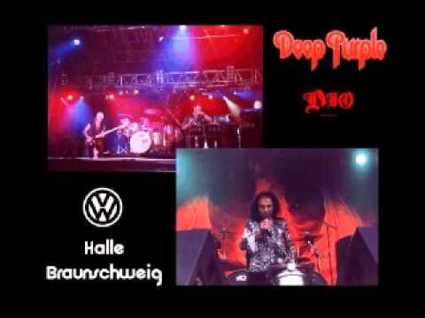 Dio-Rainbow In The Dark feat. Klaus Meine & Rudolf Schenker Live In Germany 03.09.2002