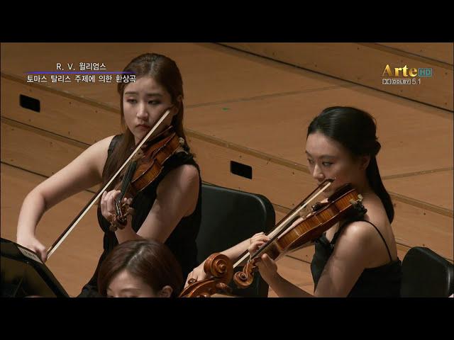R.V.Williams Fantasia & Stravinsky Basel & W.A.Mazart Requiem K.626 by ???? Symphony S.O.N.G