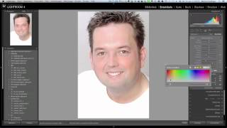 Lightroom-Quickie: Digitales Puder mit Lightroom 4