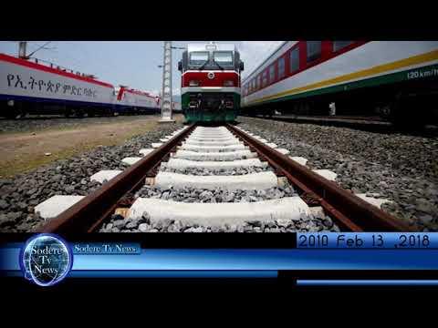 Ethio-Djibouti railway tracks stolen thumbnail