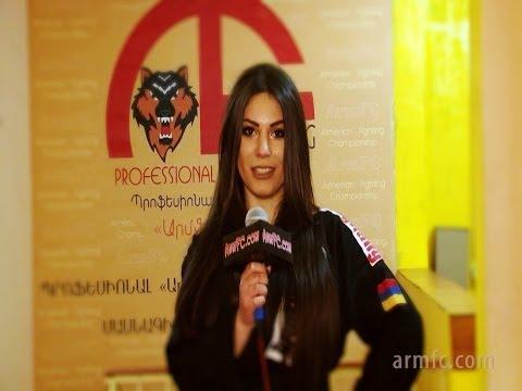 Professional ArmFighting Federation ( MMA Armenia) 2014