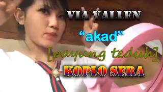 "Video VIA VALLEN - AKAD ""PAYUNG TEDUH"" KOPLO  BERSAMA OM SERA TERBARU download MP3, 3GP, MP4, WEBM, AVI, FLV Juni 2018"