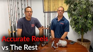 Accurate Reels VS The Rest! | What Makes US Different From Other Reel Companies