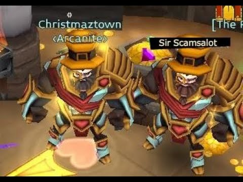 Arcane Legends 5m On SirScamsAlot