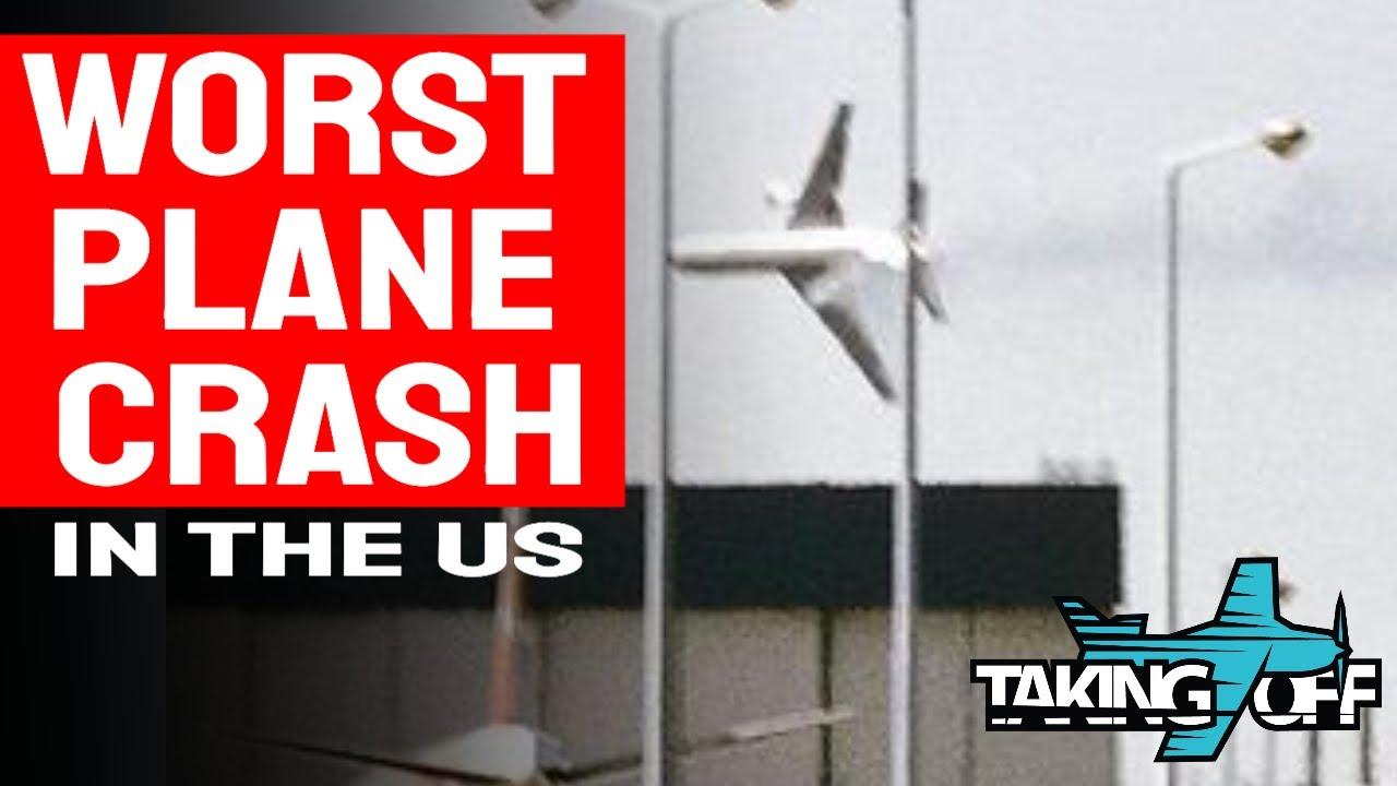 Worst Plane Crash in US American Airlines Flight 191 - TakingOff Ep 110