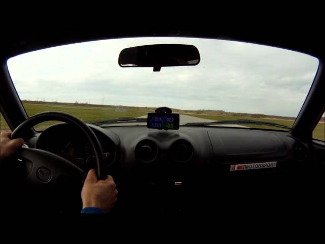 Ecotec Miata TMP Track Testing