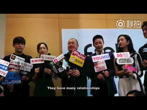 [English Subs] 'The Way We Were' Media Visit - Tang Yan & Luo Jin Interview  唐嫣罗晋《归去来》媒体探班采访