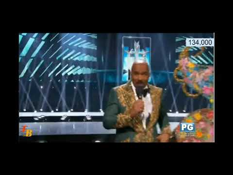 Jeff Stevens - STEVE HARVEY: Another Miss Universe Flub