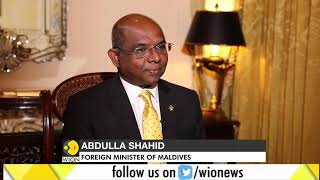 Maldives President Ibrahim Solih to arrive in India today