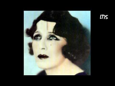 Damia -  Mackie Messer / La Complainte De Mackie (1931)