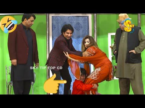 Sakhawat Naz with Vicky Kodu and Saira Mehar | full Stage Drama Pyaar Goli Maar | Comedy Clip 2020